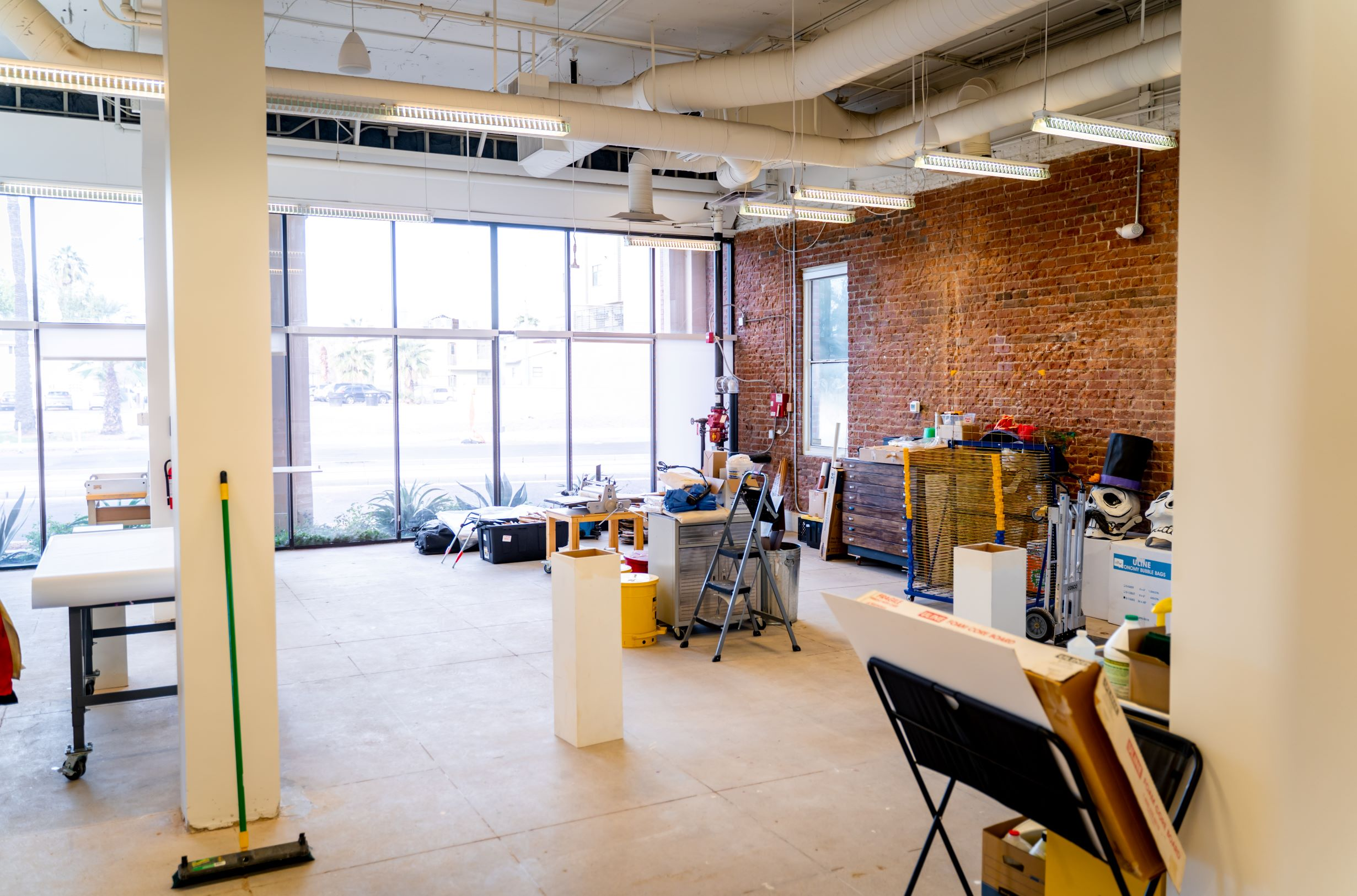 Hardware 1st floor front studio