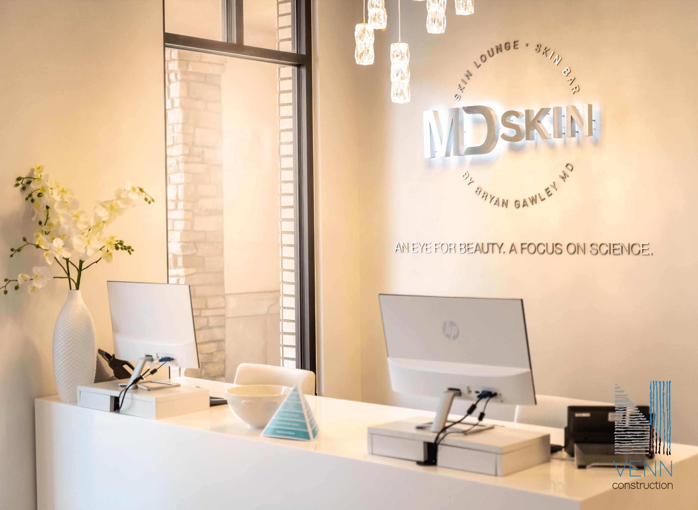 MD Skin Front Desk