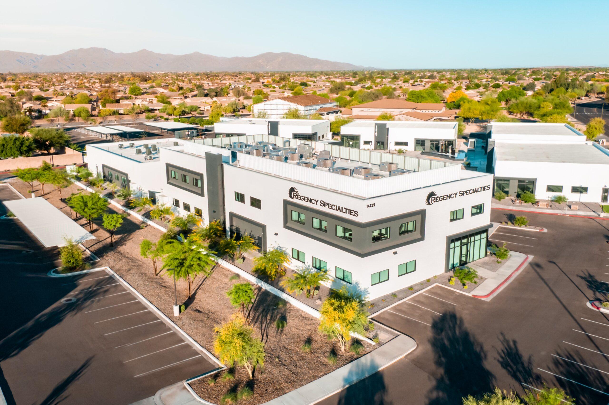Auviana Medical Complec Regency Multispecialty Building