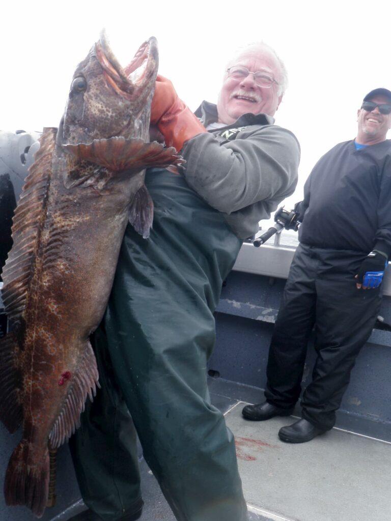 Craig Alaska Ling cod