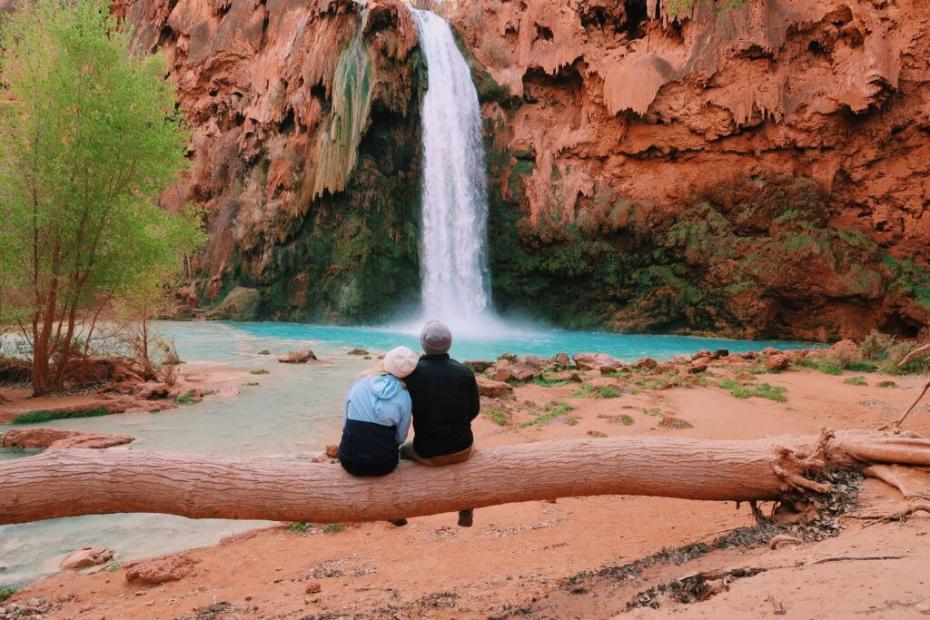 Havasu Falls Couple's Backpacking Guide