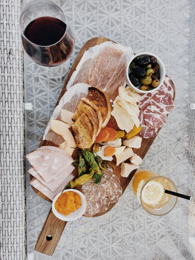 Eataly Charcuterie Board Date Night