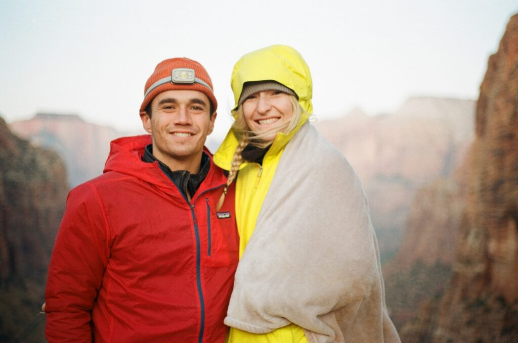 Couple's Adventure Travel: Zion National Park