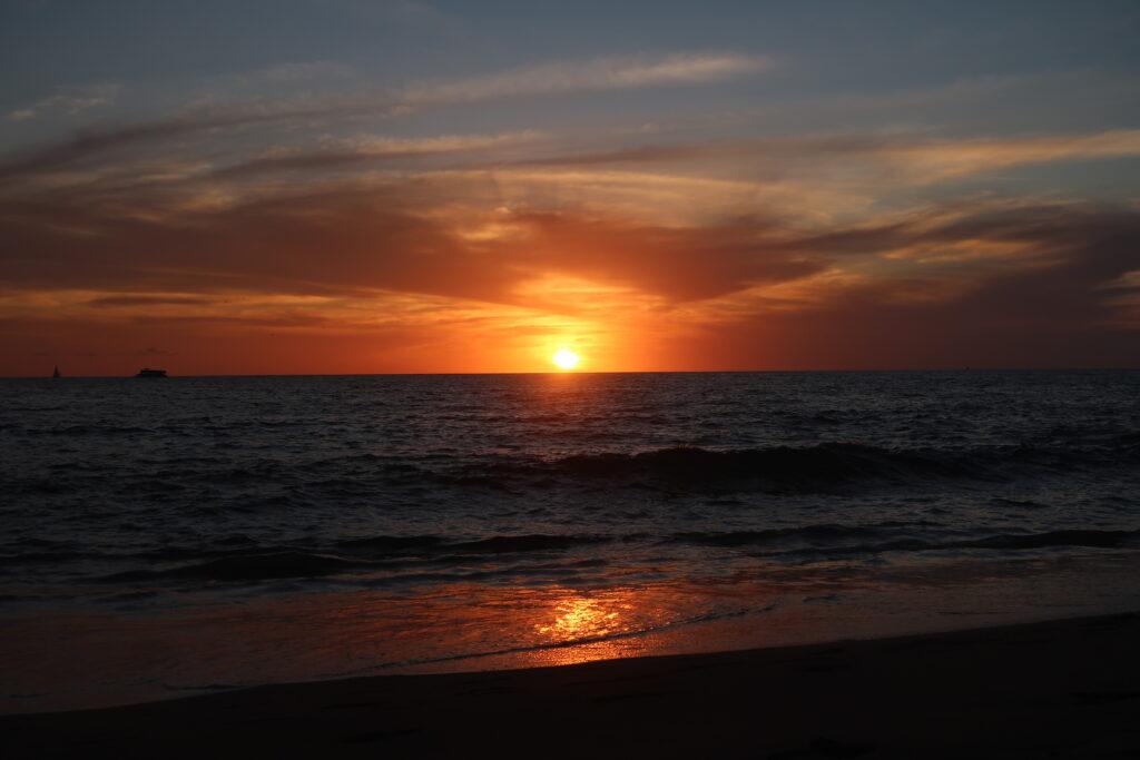 Top Couple's Activities in Puerto Vallarta: Sunset at Playa Del Oro