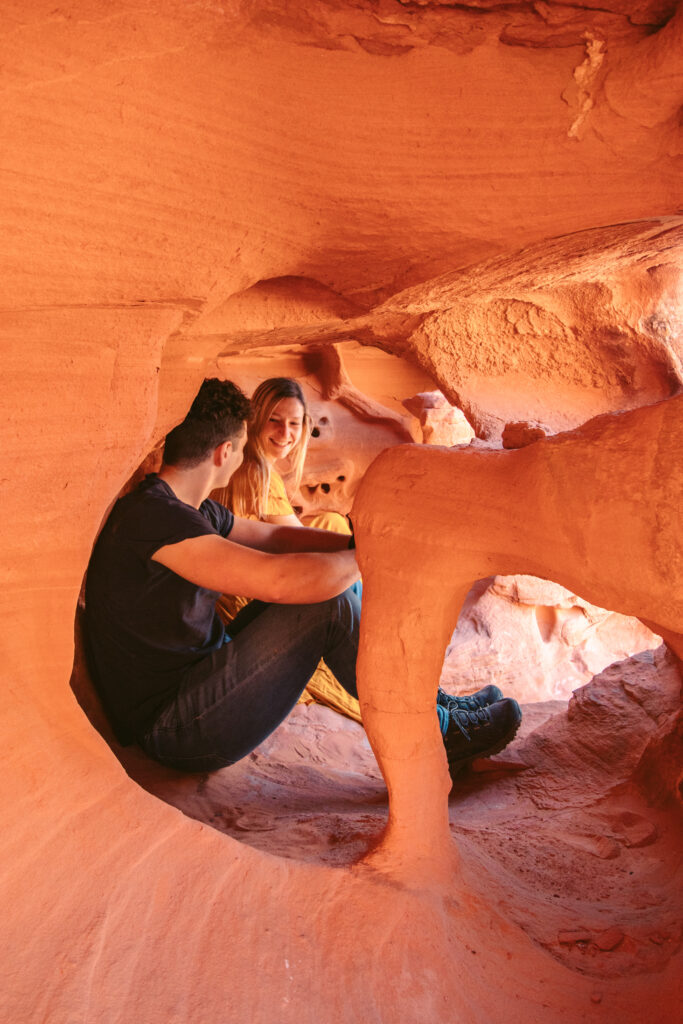 Valley of Fire State Park in One Day
