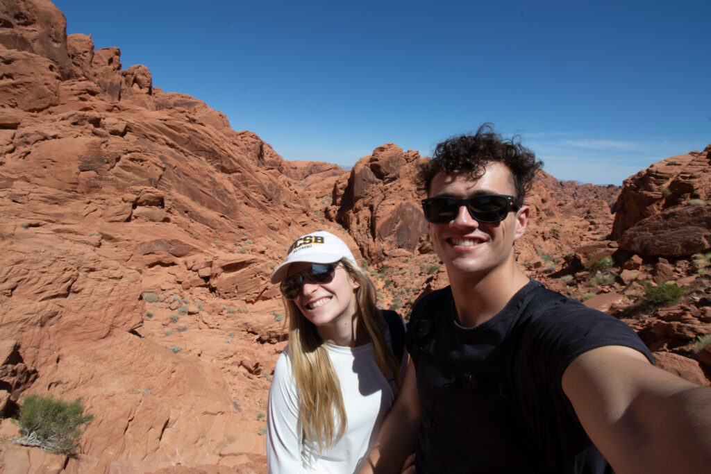 Fire Canyon Trail, Valley of Fire