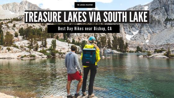 Treasure Lakes via South Lake