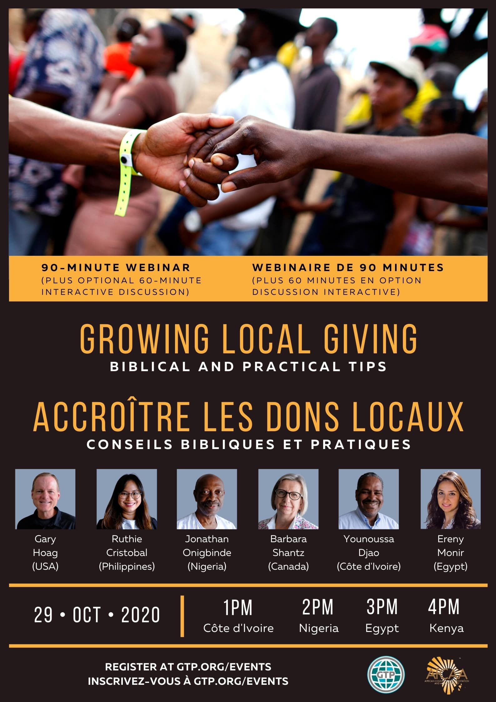 GTP-AfCAA Growing Local Giving 29.10.2020