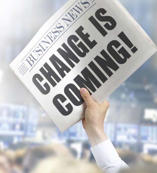 changeiscoming