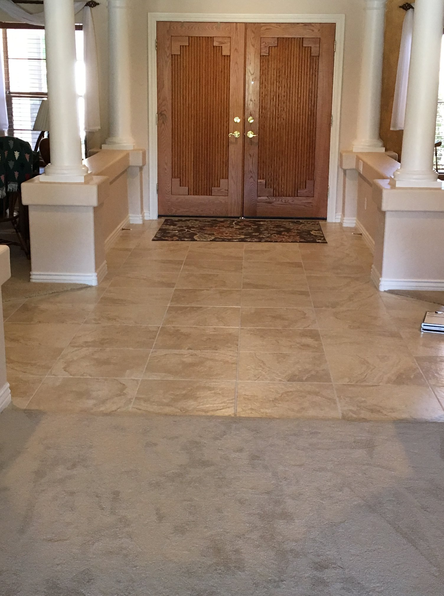 Entryway Flooring Red Mountain Flooring Arizona Services