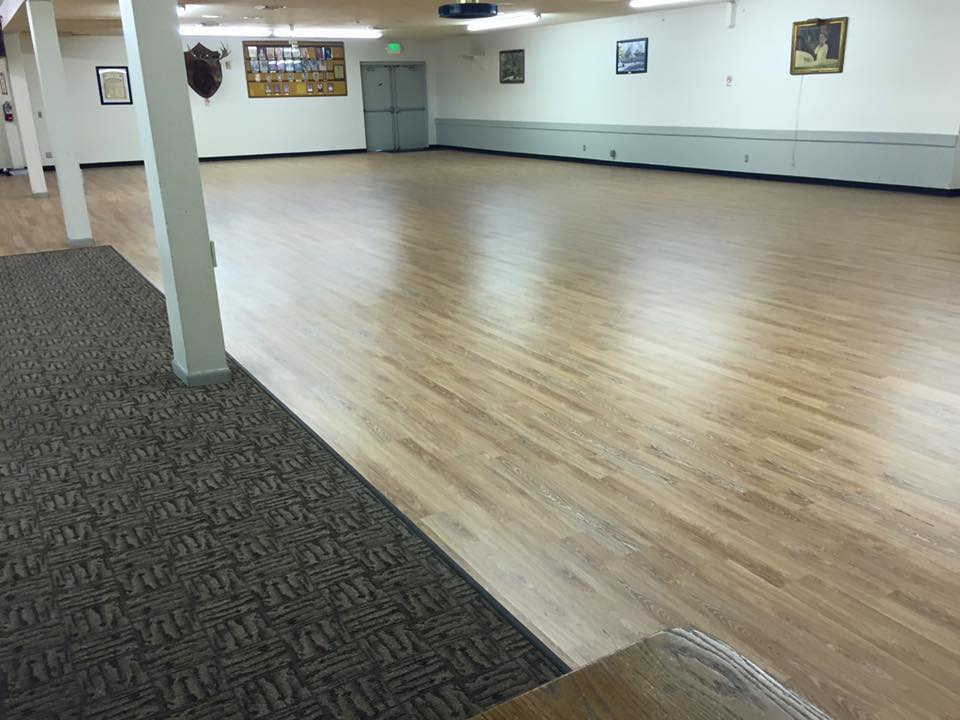 commercial flooring install Red Mountain Flooring Arizona Services