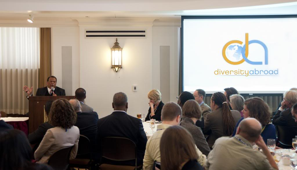 2013 Inaugural Diversity Abroad Conference 1