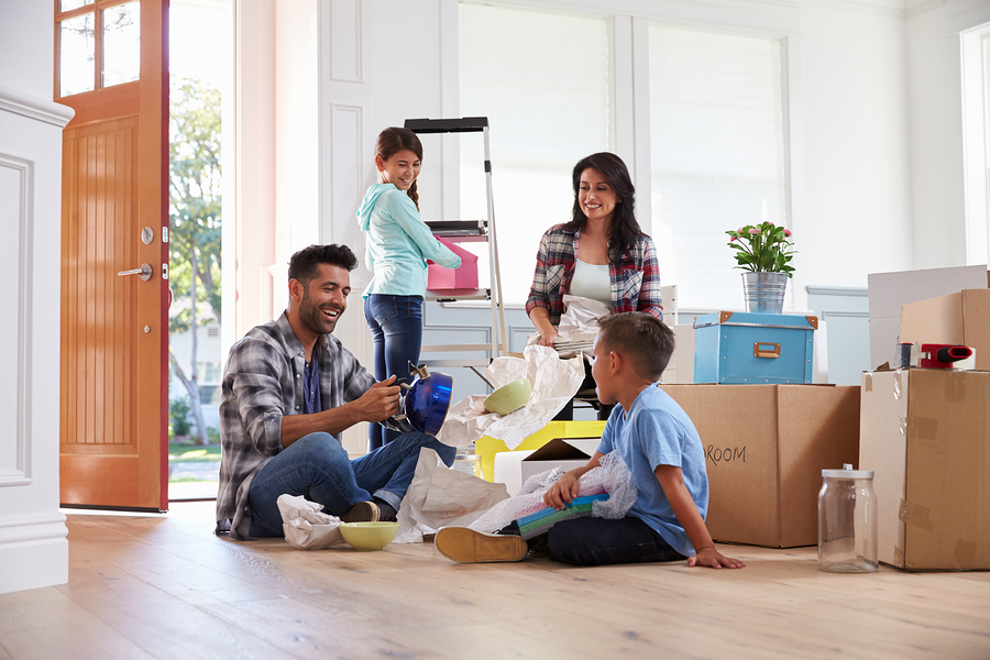 Parents: Preparing Young Children for a Move