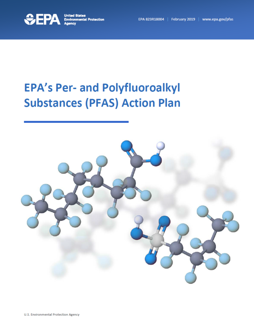 HSW Highlights Key Points From EPA's Newly Released PFAS Action Plan