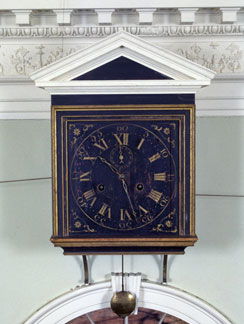 Monticello'sClock