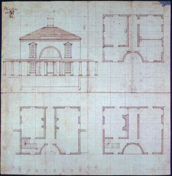 Pavilion IX
