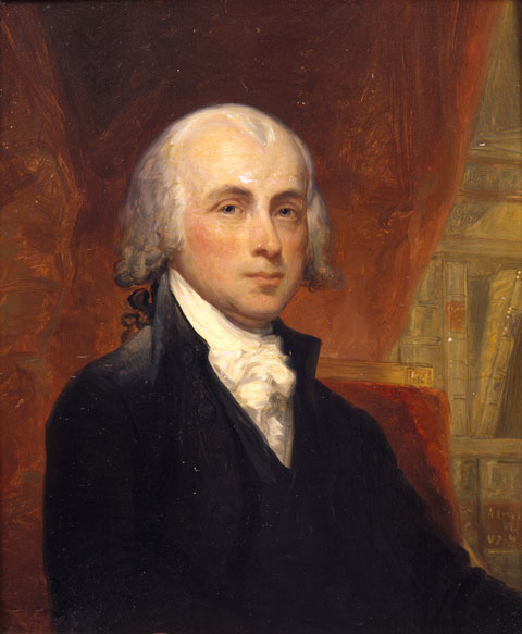 To James Madison, inequality of possessions would be a sign of the new nation's success in protecting liberty.