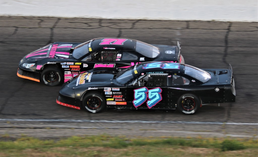 8.10.19 Keeven and Hettinger side by side