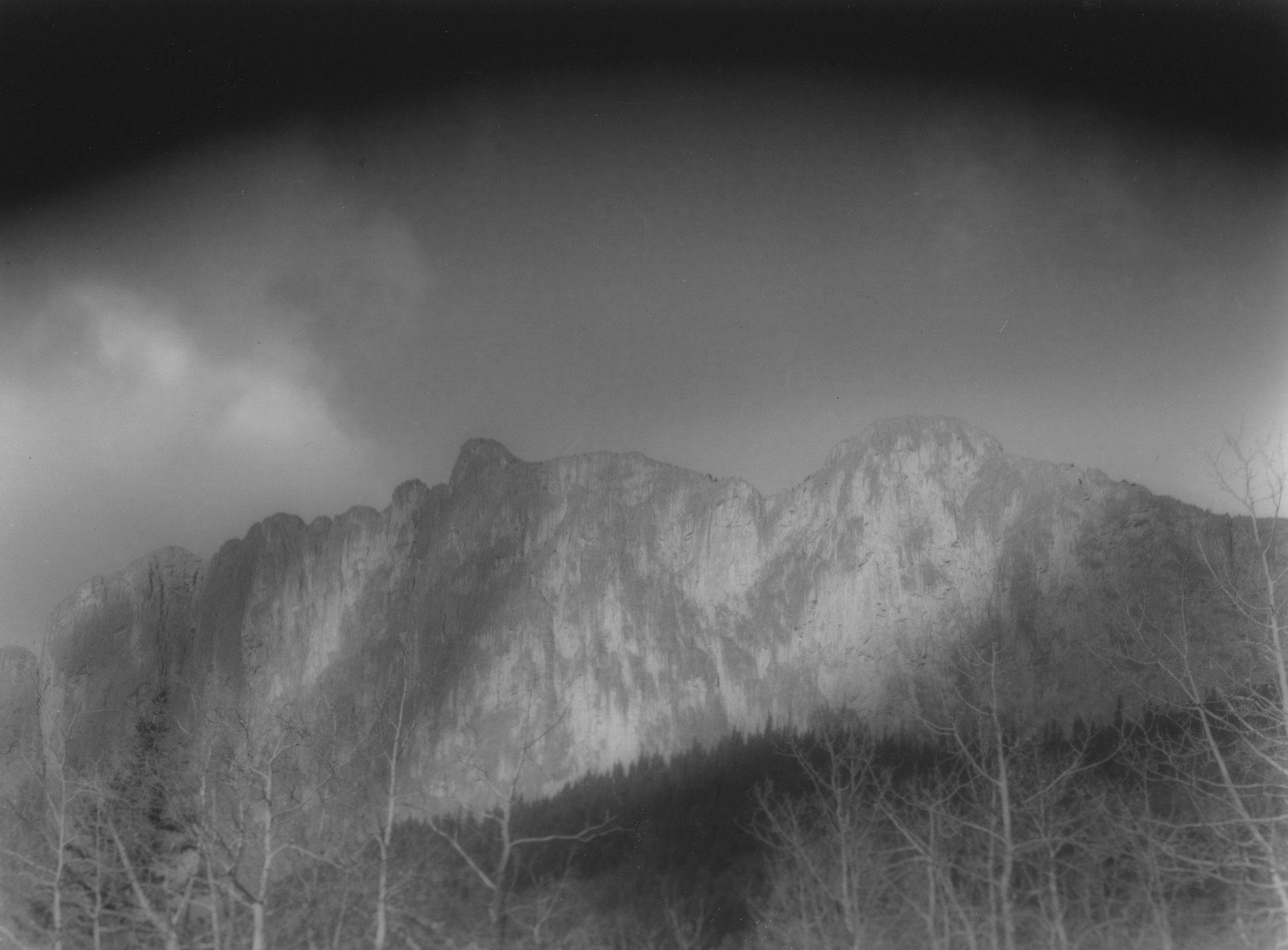 Mount Yamnuska, AB, Canada