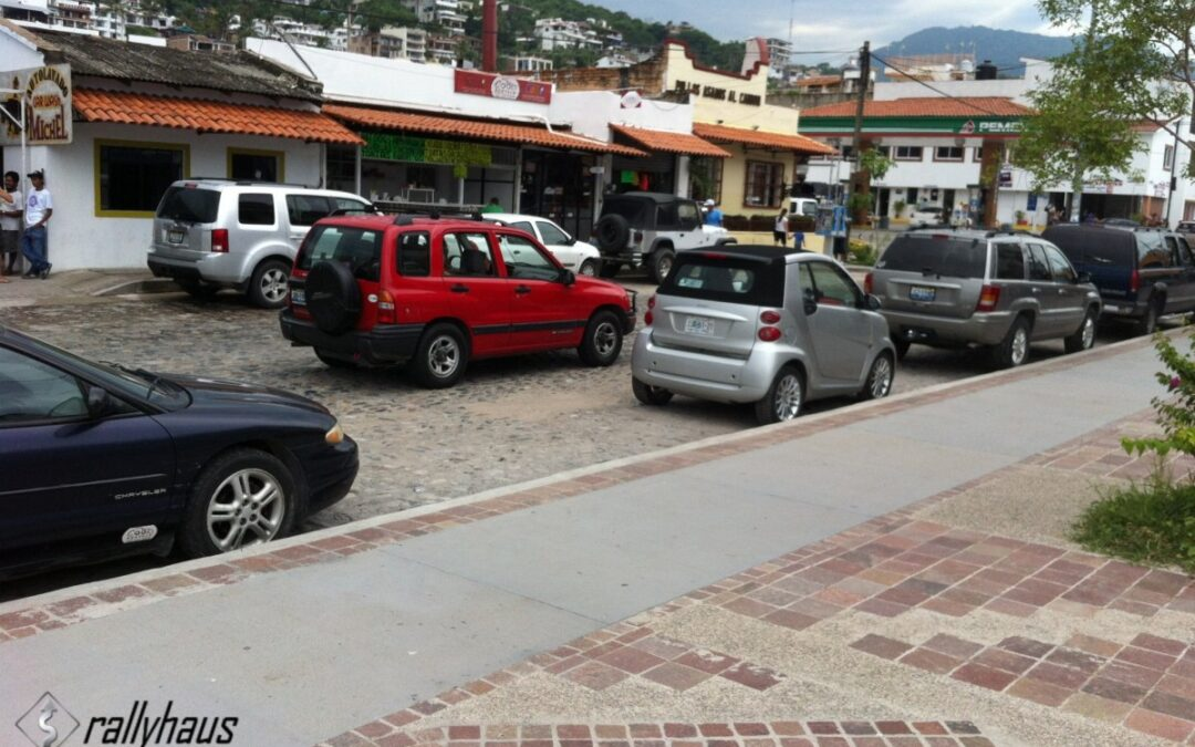 24 Hours with a Smart Car in Puerto Vallarta