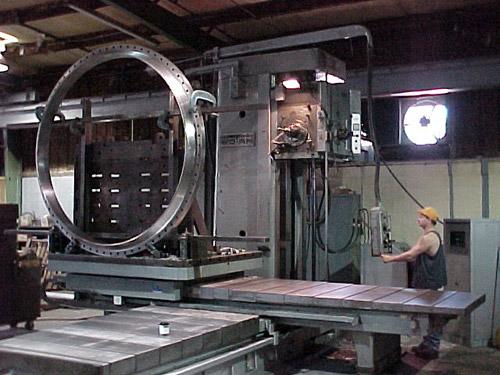 CUSTOM MACHINE WORK