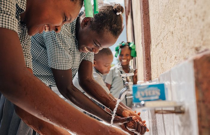 October E-Gram: Global Handwashing Day