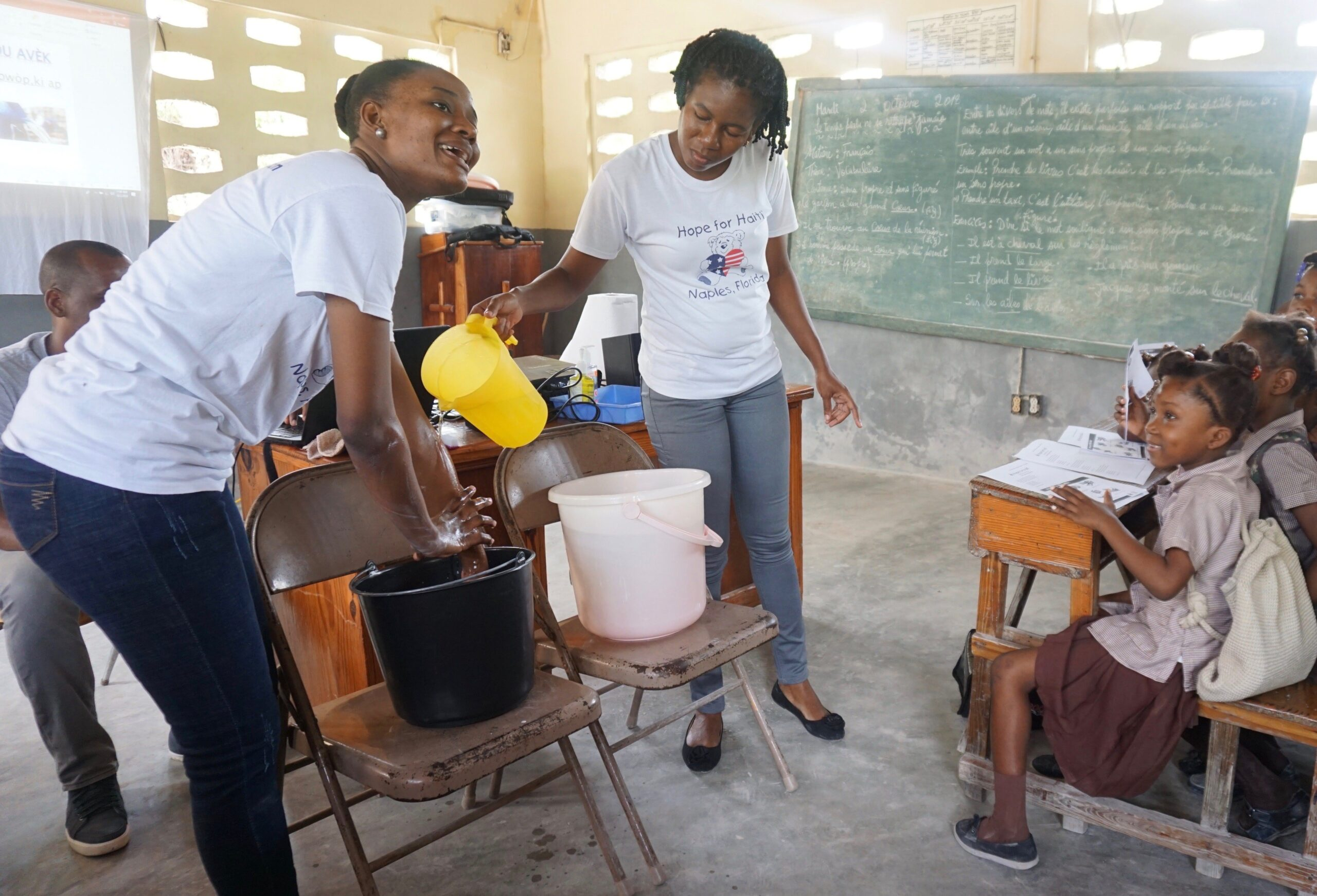 The Five Things We Learned About Health and Hygiene in Haiti