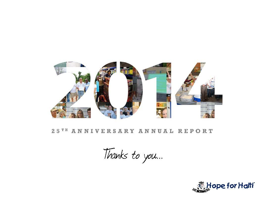2014 hope for haiti annual report web page 01