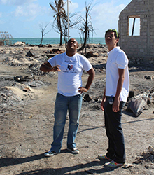 Hope for Haiti staff and