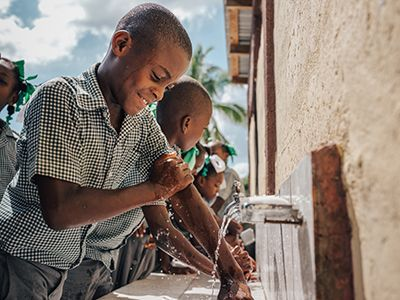 Clean Water Projects in Haiti WASH Programming