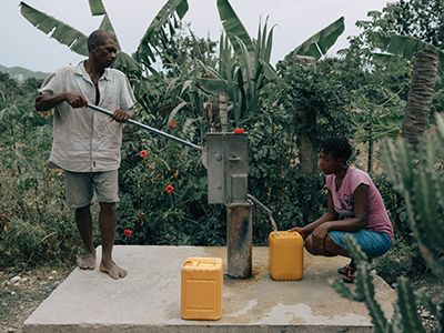Clean Water Projects In Haiti Increase Water Access