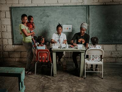 Healthcare in Haiti Mobile Clinics | Hope For Haiti