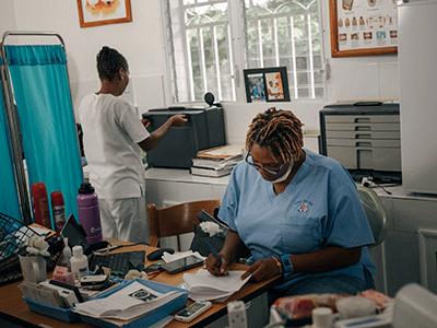 Healthcare in Haiti Supply Chain Management | Hope For Haiti