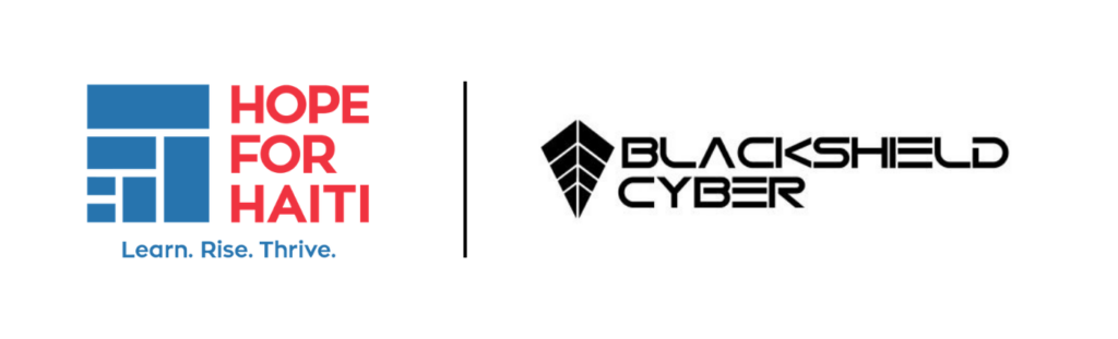 Hope for Haiti Partners with BlackShield Cyber
