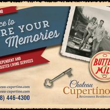 Chateau Cupertino Ad Campaign