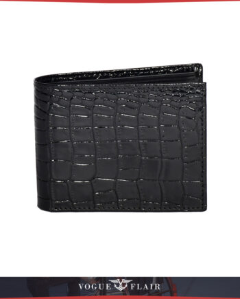 Crocodile Billfold