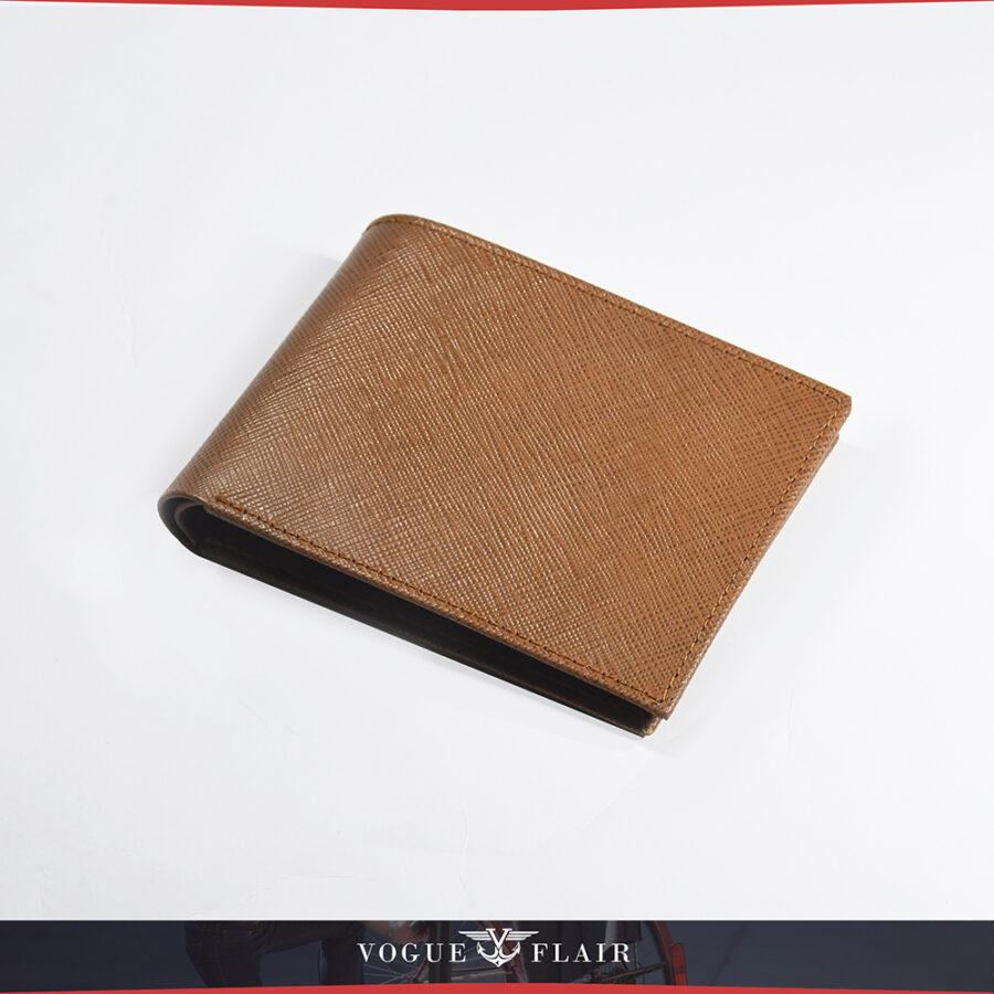 Saffiano Leather Billfold