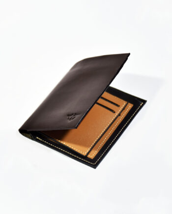 Brown Calvin Billfold