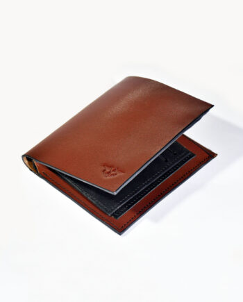 Tan Calvin Billfold