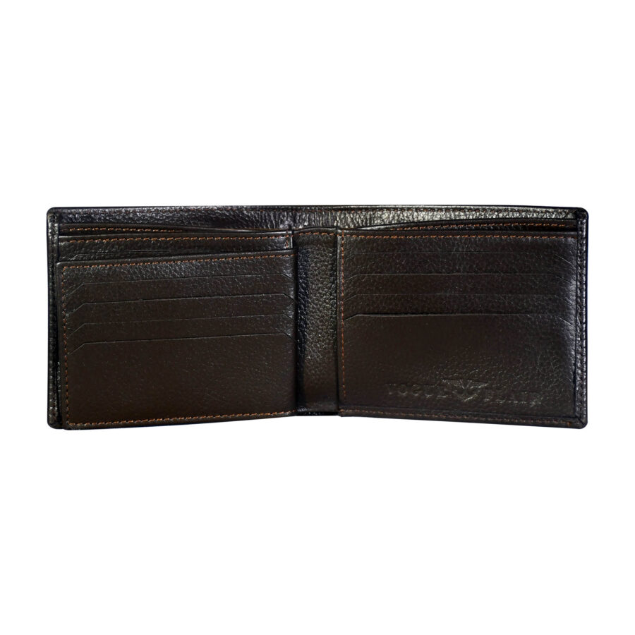Brown Mild Billfold