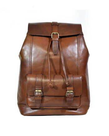 Origin Leather Backpack 2.0