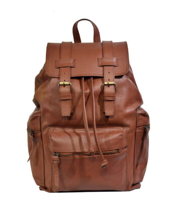 Tan Traveller Backpack