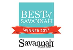 Best of Savannah Winner 2017