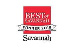 Best of Savannah Winner 2018
