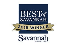 Best of Savannah 2019 Winner