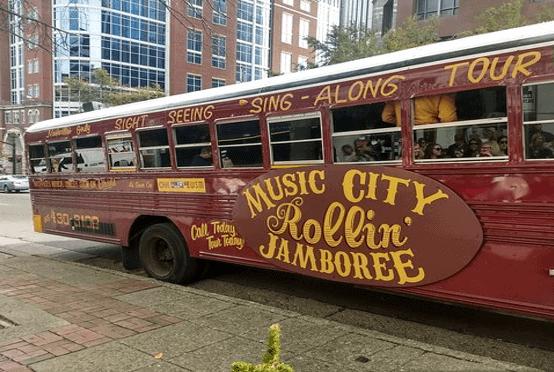 Rollin' Comedy Bus Jamboree