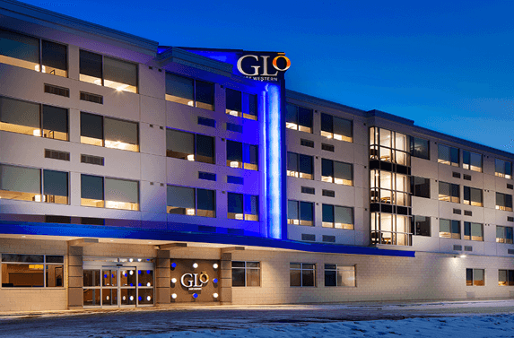 Glo Best Western Nashville
