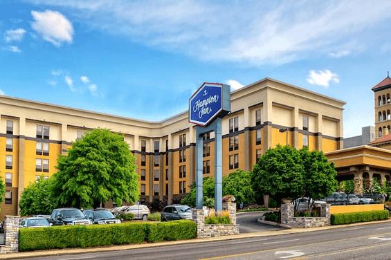 Hampton Inn Nashville/Vanderbilt