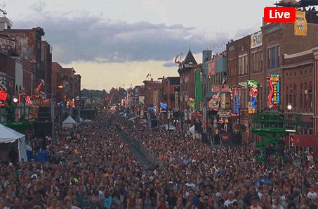 Fox 17 Nashville City Cam