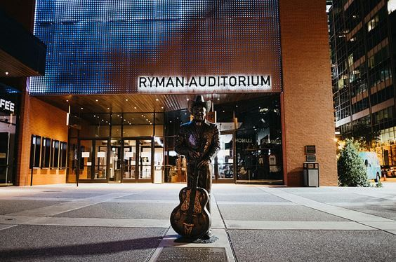 Ryman Auditorium Tour